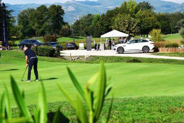 Belle réussite pour le Jaguar Golf Trophy au Domaine de Charmeil !