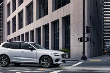 VOLVO XC60 T6 HYBRIDE RECHARGEABLE