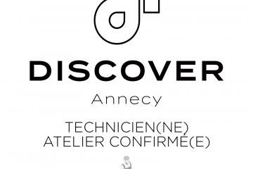 Technicien(ne) Atelier Confirmé(e)